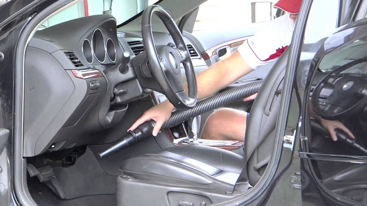 metro master blaster interior car detailing youtube. Black Bedroom Furniture Sets. Home Design Ideas