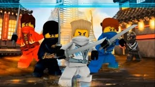 LEGO® Ninjago REBOOTED Gameplay Trailer [HD]