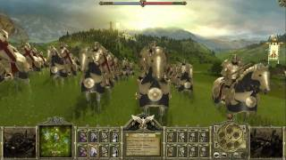 King Arthur The Role-playing Wargame Developer diary 1