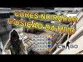 CS:GO - Dicas Rápidas: Posição da HUD e Cores no Radar #6