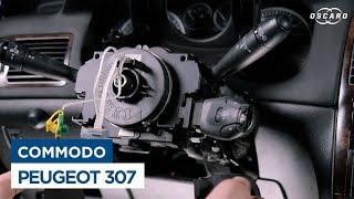 Changer le Comodo - Peugeot 307