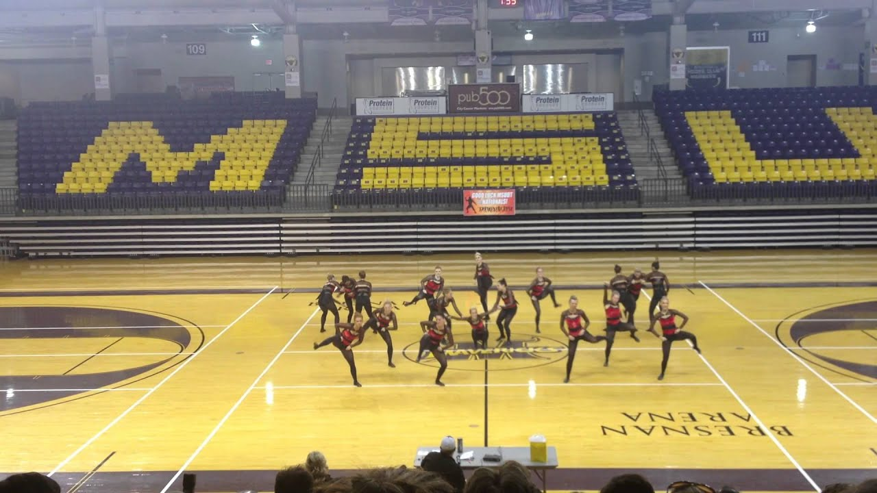 Minnesota State Mankato - Minnesota state university mankato dance team 2012