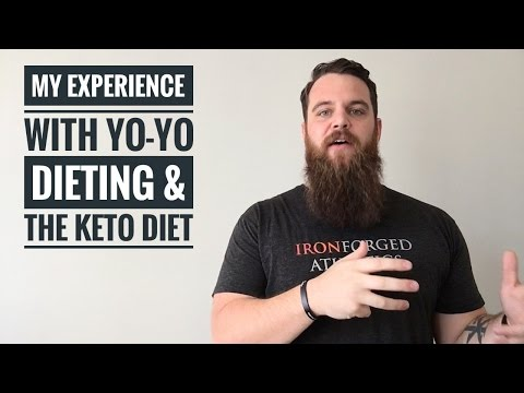 MY EXPERIENCE WITH YO-YO DIETING & THE KETOGENIC DIET