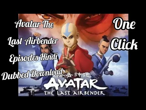 avatar the last airbender all episodes in hindi download