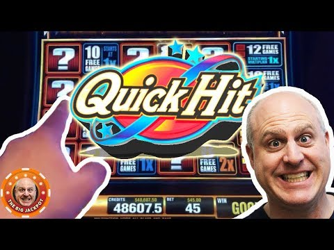 ✦ FINALLY Free Games! ✦ Pick Until You Match 3 QUICK HIT$! ?- The Big Jackpot - 동영상