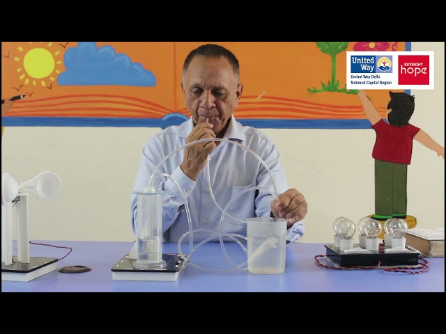 Exp #69 Lung Capacity | STEM on Wheels