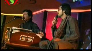 Dil Lagaya Tha Dil Lagi Ke Liye - Attaullah with his son Sanwal