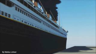 Sailing Titanic - 3D Animation Movie HD