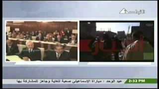 لقاءات وزير الزراعة بممثلى الفلاحين على مستوى الجمهورية التلفزيون المصرى