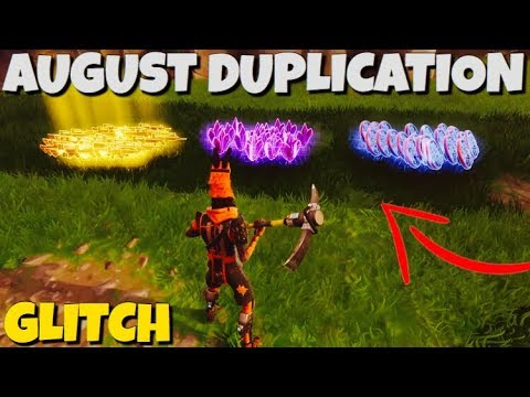 *NEW* AUGUST EMOTE DUPLICATION GLITCH In Fortnite Save The World