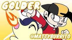 (+18) Pokemon Golder