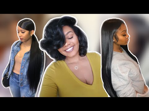 amazing-special-occasion-hairstyles-2019-compilation:-prom-graduation-hairstyle-for-black-girls