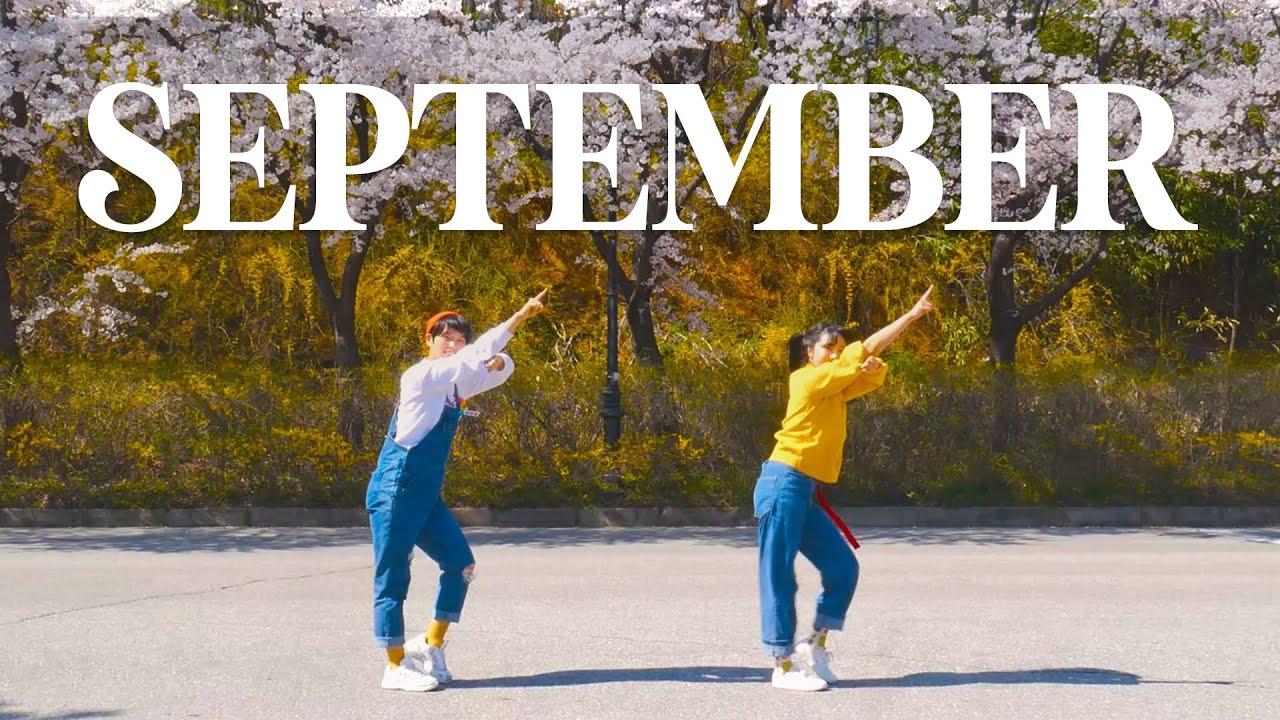 [아두] Earth, Wind & Fire - September | 커버댄스 Dance Cover | Choreography by Jisoo Yu & David Ha