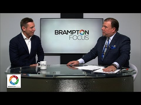 Brampton Focus Interview with Patrick Brown