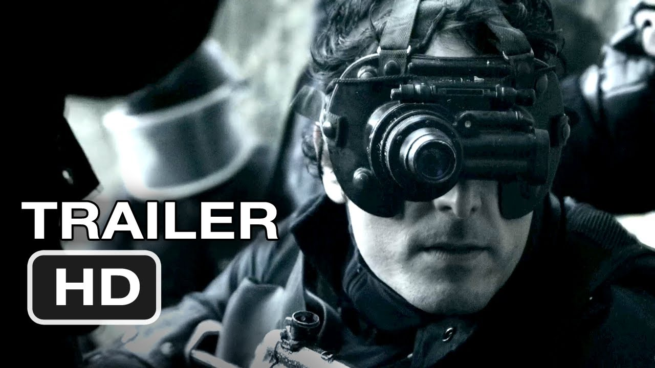 The Assault (2010 film) The Assault Official Trailer 1 Hijack movie 2012 HD YouTube