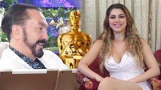 Adnan Oktar'ın komik Oscar esprisi Video