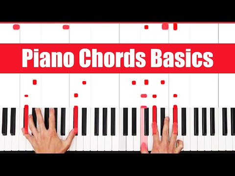 Piano Chords Basic - PGN Piano