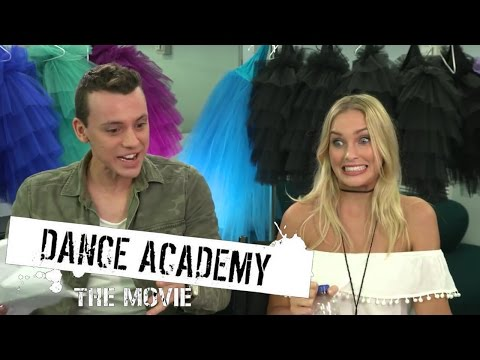 Alicia Banit Between Two Tutus  Dance Academy The Movie