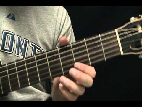 Guitar Lesson - Last Kiss by Pearl Jam - How to Play Last Kiss Acoustic Tutorial