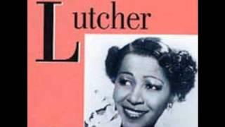 Fine Brown Frame Nellie Lutcher 1948 78rpm Capitol