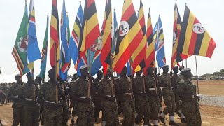 UPDF has the best trained Army Parade in Africa. 38th Tarehe Sita 2019 - Kitgum