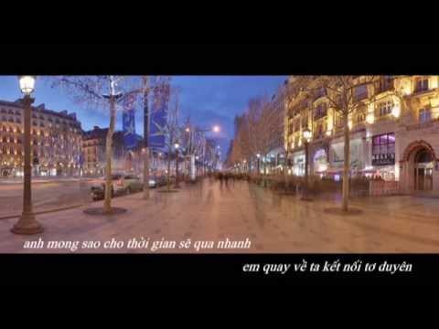 MÙA ĐÔNG PARIS - Lê Thạch Trúc - Xuân Vinh - Tùng Nguyên - Áo Vàng