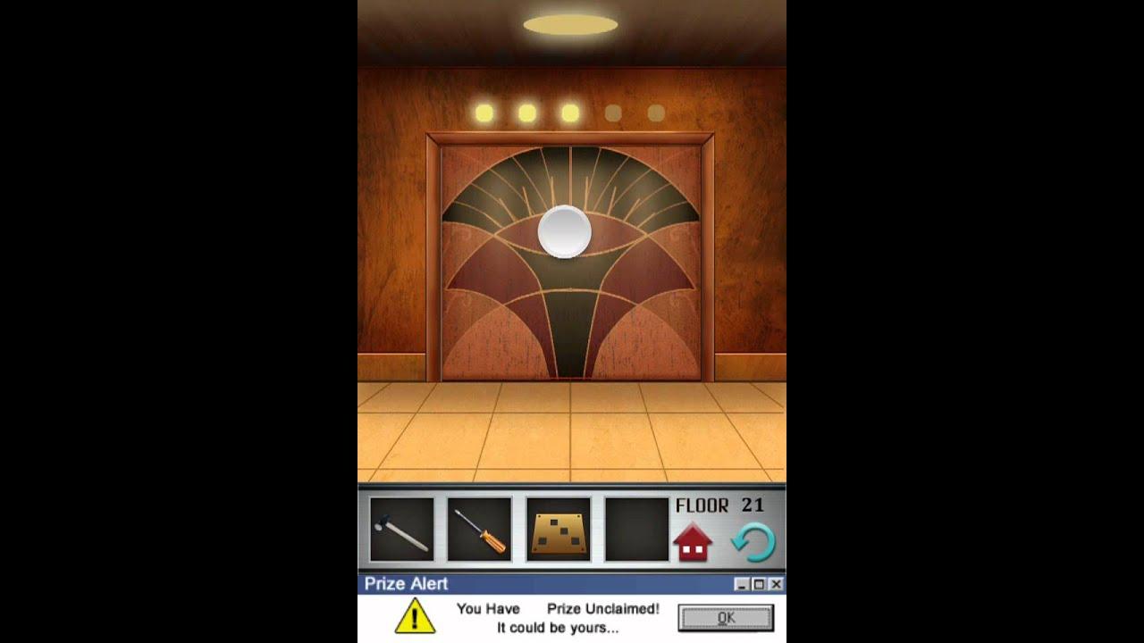 Floor 21 100 Floors Game Walkthrough Level Help Apple