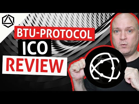 BTU PROTOCOL ICO Review! An Open Protocol for Decentralized Reservations!