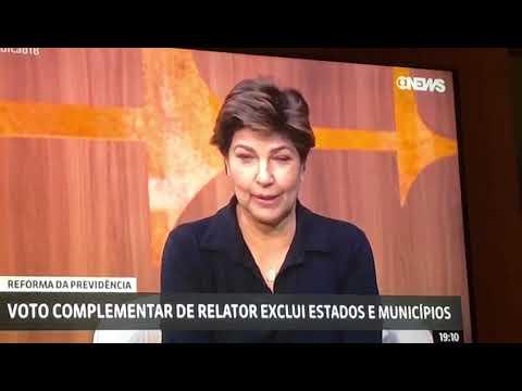 """""""RN está ao Deus dará"""", diz comentarista da Globo sobre Governo Fátima"""