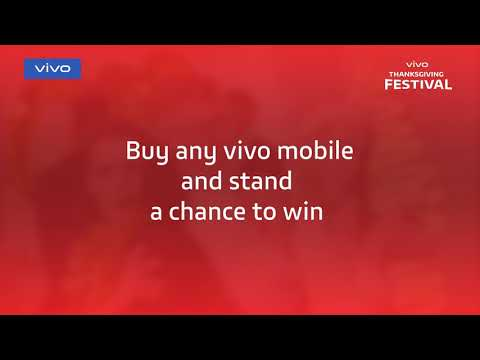 Vivo Celebrating 5 Year's !! Vivo India