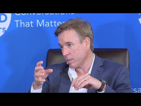 Joby Warrick: ISIS: Understanding its Origins and Rise