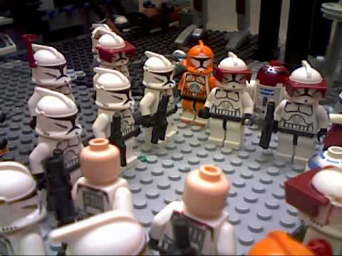 Lego Star Wars The Clone Wars Revelation Of The Dark