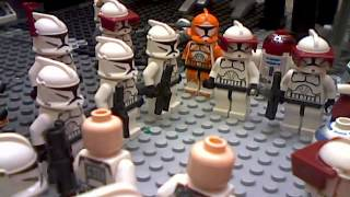LEGO Star Wars the Clone Wars Revelation of the Dark