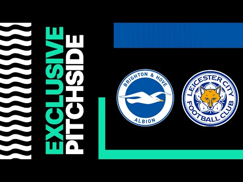 Exclusive pitchside: VAR denies foxes at Amex