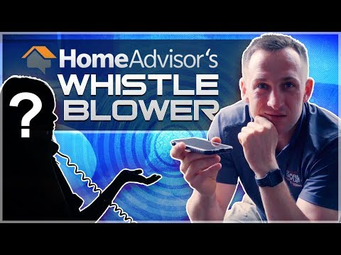 Home Advisor Reviews: Employee Blows The Whistle