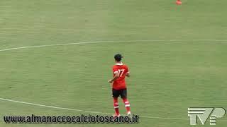 Serie D Girone E Grosseto-Sangiovannese 1-1