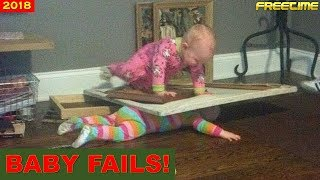 Funny Babies Fails: It's Not Their Fault PT1