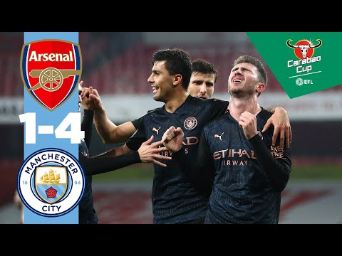 Arsenal Manchester City Goals And Highlights