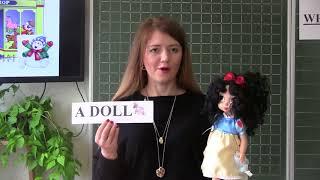 """2 клас. Урок з англійської мови. Тема: """"Іграшки"""" Вчитель: Коваль Юлія Сергіївна."""
