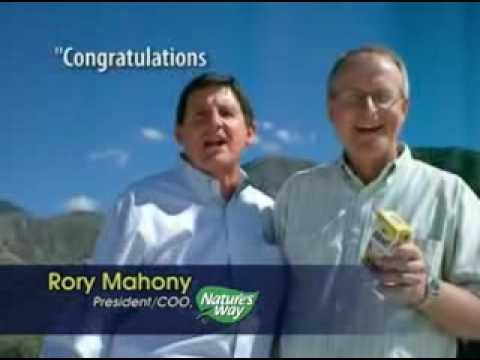 Dean Morris & Rory Mahony of Natures Way Greetings