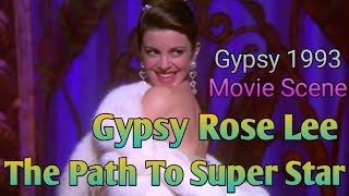 Gypsy 1993 Movie Scene - You gotta get a gimmick, Let me entertain you / Cynthia Gibb & Bette Midler