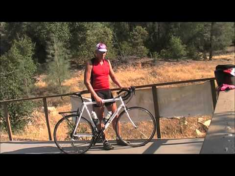 Fitting Yourself to a Road/Race Bicycle - The Correct bike for your body
