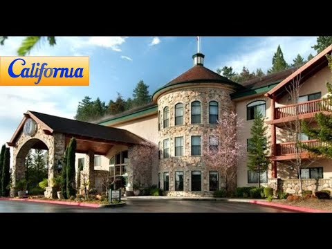 Hilton Santa Cruz Scotts Valley Hotels California