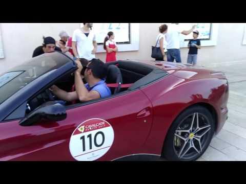 100 Ferrari alla Basilica di San Nicola - Bari, il 23 giugno 2017