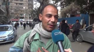 مصر العربية | صاحب صندوق ورنيش: الناس بتبوصلى بقرف