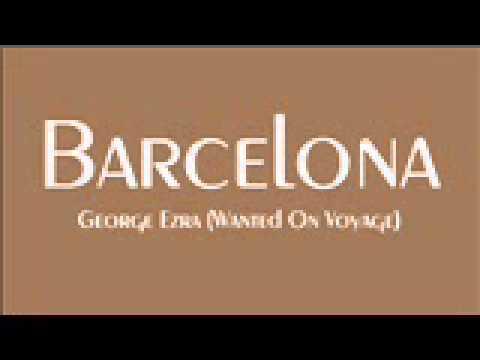 George Ezra - Barcelona (1 Hour)