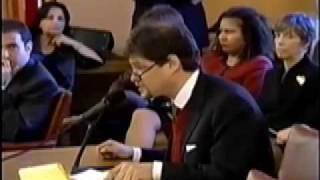 Will Galison v  New York State Senate