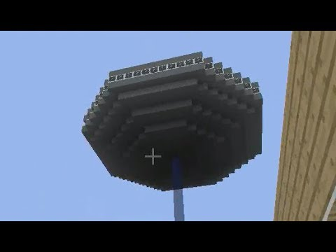 Building Stampy's Lovely World [173] - UFO