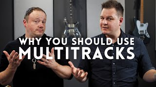 5 reasons why you should use Multitracks in your church, and 3 reasons why you shouldn't