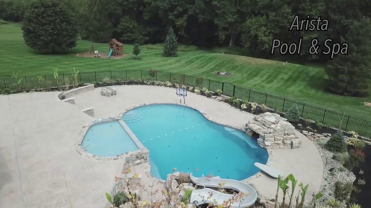 Arista Pools – Pennsylvania\'s Top Pool Builder